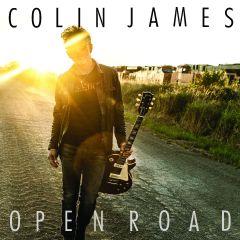 772532143424-Open Road-Colin James-CD
