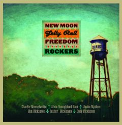 772532143110- New Moon Jelly Roll Freedom Rockers – Volume 1and 2 - LP