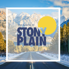 The Sound Of Stony Plain - Digital [mp3]